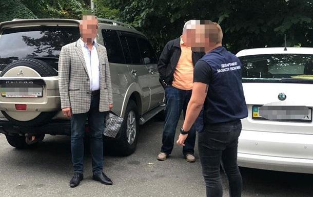 Правоохранители задержали на крупных взятках гендиректора Института охраны почв Украины