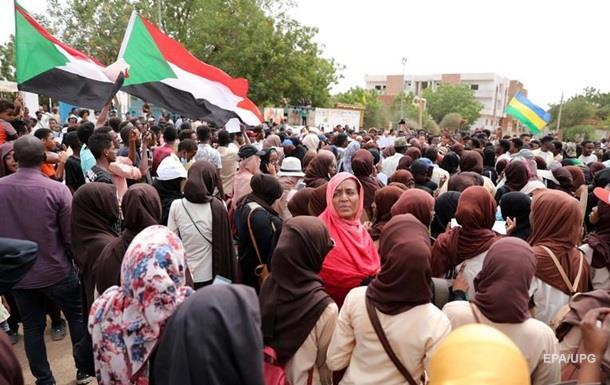 В Судане достигли соглашения о создании переходного правительства