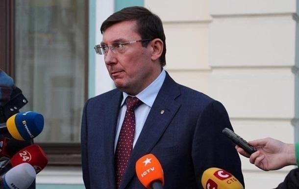 Генпрокурор намерен уйти в отставку после того, как начнет свою работу новый парламент