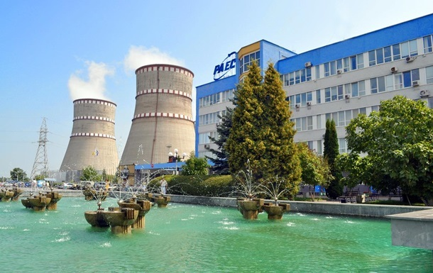 На Ровенской атомной электростанции отключили от сети