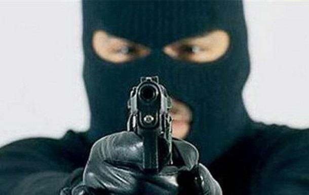 Во Львове произошло вооруженное ограбление