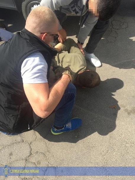 В Винницкой области задержали торговца оружием