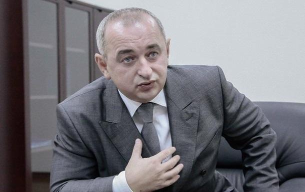 Генпрокурор уволил главного военного прокурора Матиоса