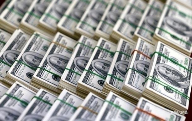 Украина выплатит около миллиарда долларов внешнего долга в сентябре