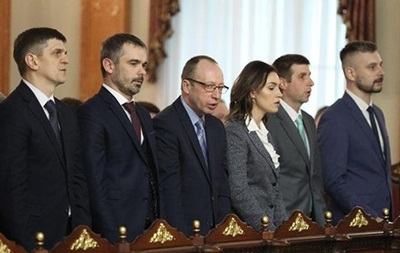 Высший антикоррупционный суд начинает свою деятельность