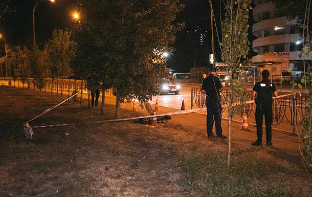 В Киеве обнаружили труп мужчины, на лице гематомы
