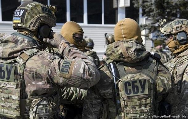 Сотрудники СБУ пытали задержанного мужчину