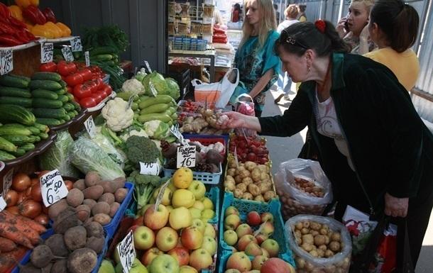 Украинцам стали дороже обходиться, питание, одежда и обувь