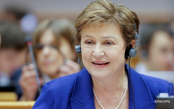 Кристалина Георгиева стала новый главой МВФ