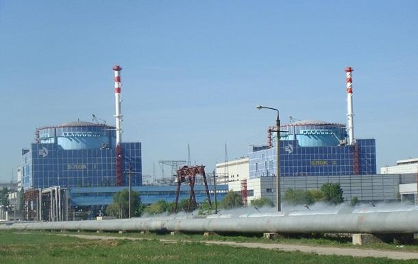На Хмельницкой АЭС отключили последний энергоблок