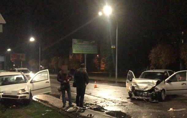 В Днепропетровской области произошло ДТП с участием копа