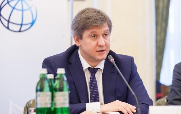 Владимир Зеленский принял отставку главы СНБО