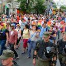 Харьковские юные геи поблагодарили Авакова
