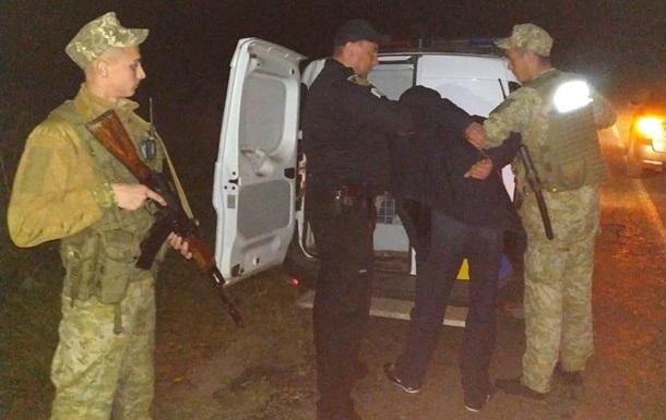 Во Львовская области задержали грабителей