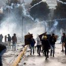 В результате антиправительственных акций в Эквадоре пострадали более 1300 человек