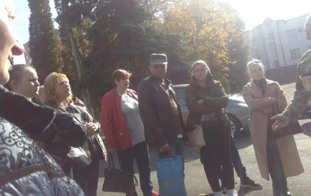 Сотрудники тернопольского военкомата посреди ночи ловили парней