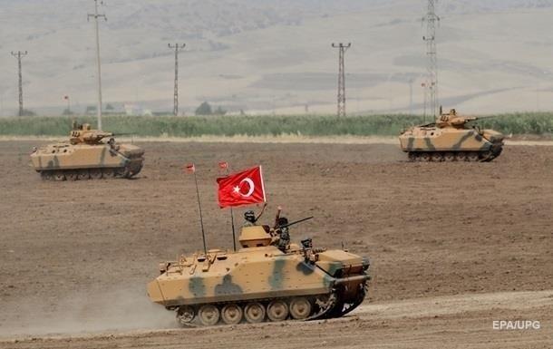 Власти Турции согласились на предложение США и приостановят огонь на 120 часов в Сирии