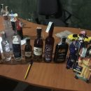 В Закарпатской области изъяли крупную партию незаконного алкоголя