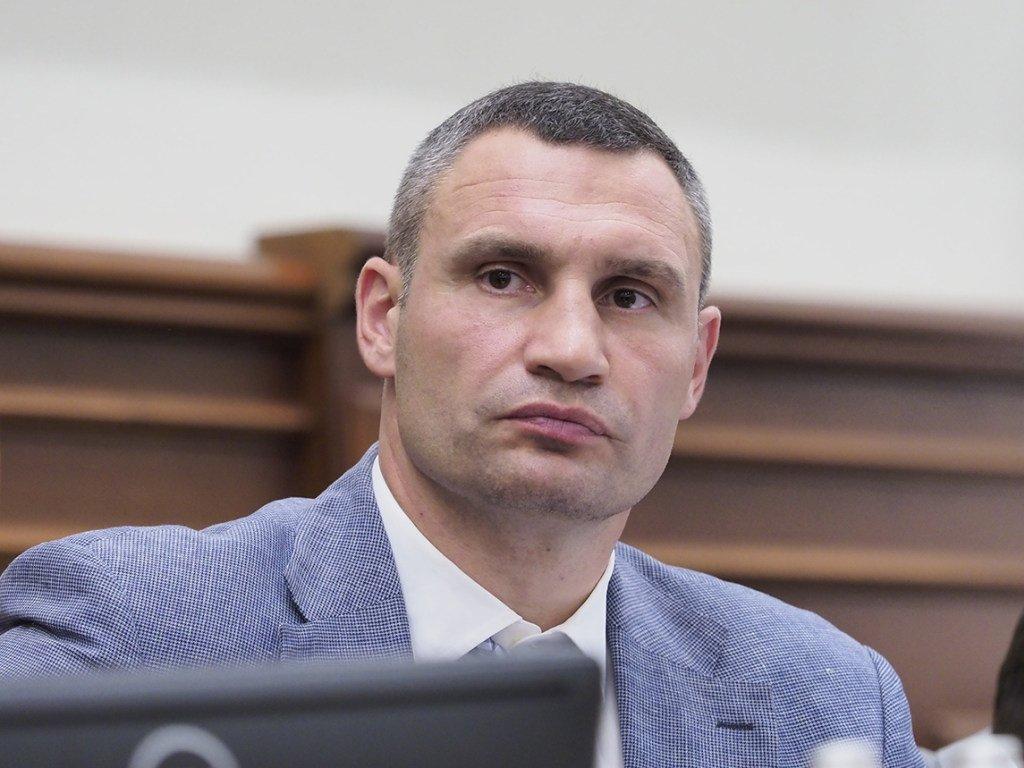 НАБУ завело дело на мэра Киева