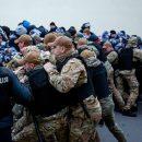 В Виннице произошли столкновения между полицией и Нацдружинам