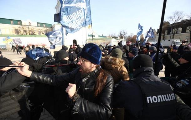 Amnesty International обеспокоено стычкой на Транс-марше в Киеве