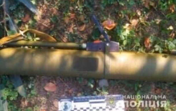 Задержан мужчина обстрелявший магазин из гранатомета в Закарпатье