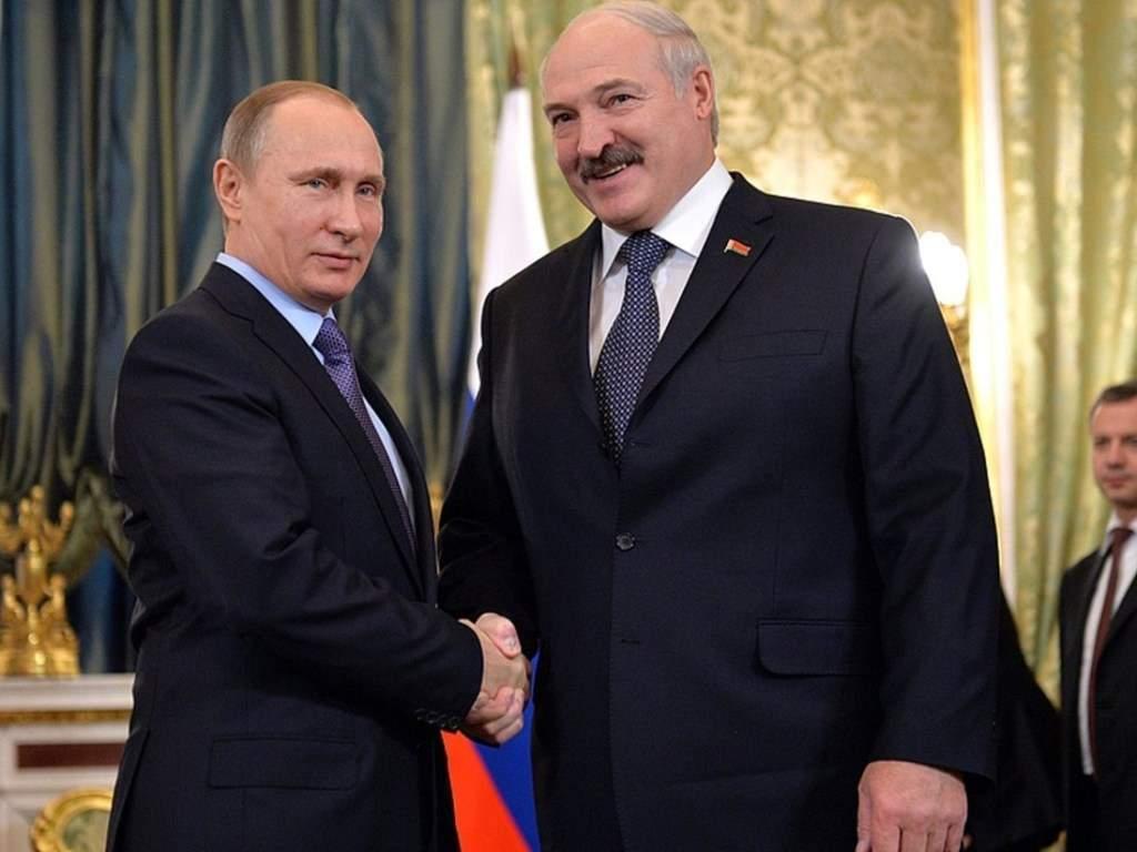 Путин и Лукашенко договорились о создании единого парламента и правительства