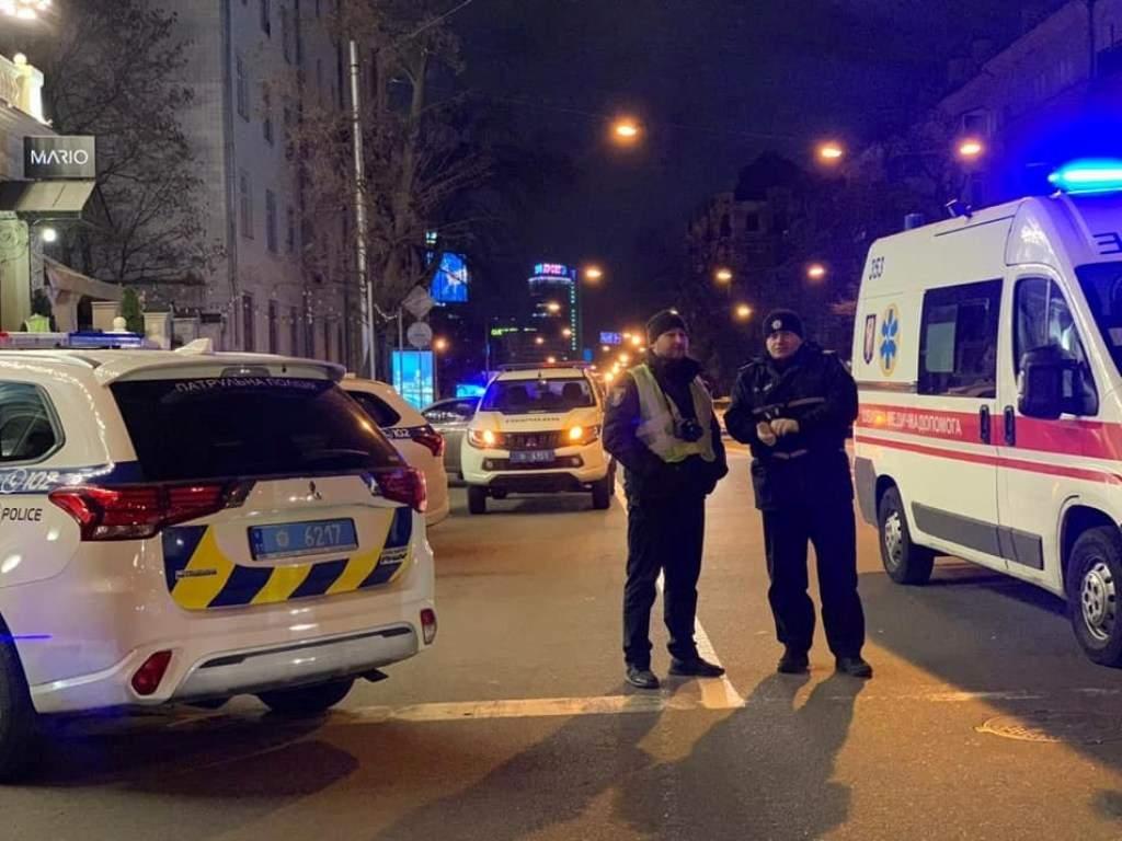 Обстрел машины в Киеве: полиция проводит спецоперацию по розыску стрелявшего (ФОТО)