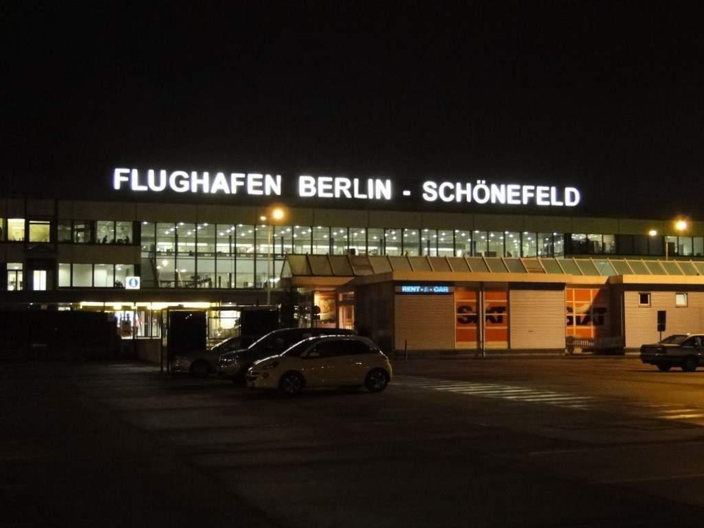 Украины не смогли покинуть аэропорт Берлина, названа причина