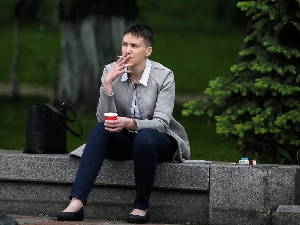Савченко рассказала о предложениях замужества (ВИДЕО)