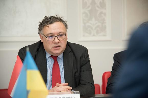 Украина вручила ноту протеста послу Венгрии