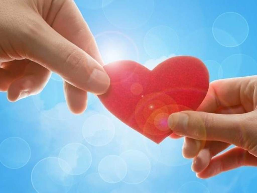 8 декабря - День благотворительности в Украине