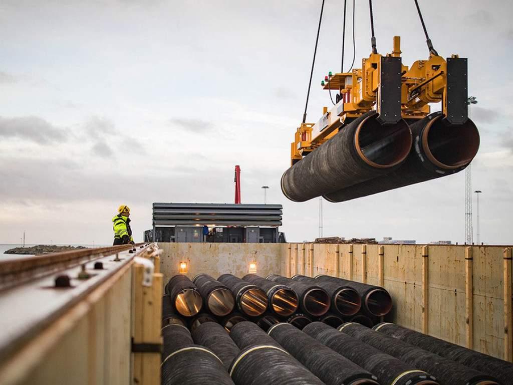 В США сенаторы включили в оборонный бюджет санкции против «Северного потока-2»
