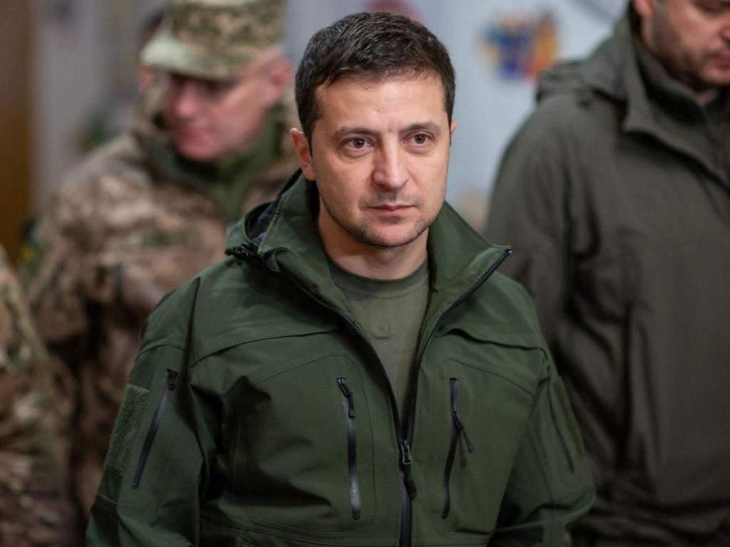 Зеленский считает, что на разведение войск на Донбассе может понадобиться 6-8 лет