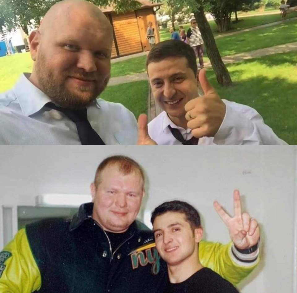 «Месть за дружбу с Президентом»: в Киеве облили краской дорогой спорткар приятеля Владимира Зеленского (ФОТО)