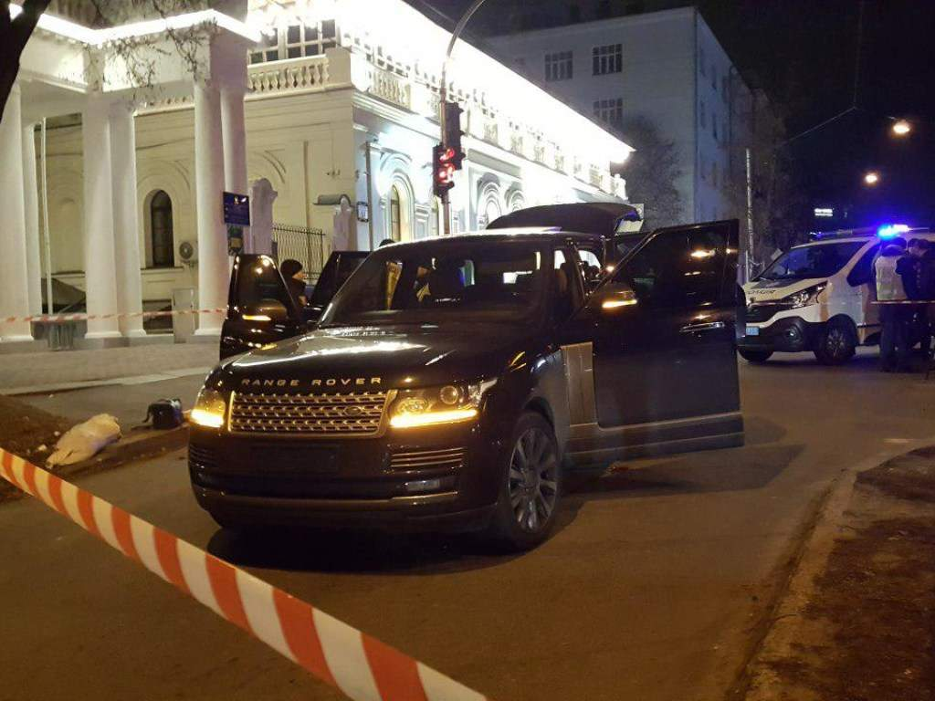 Прокуратура города Киева установила организатора покушения на Соболева