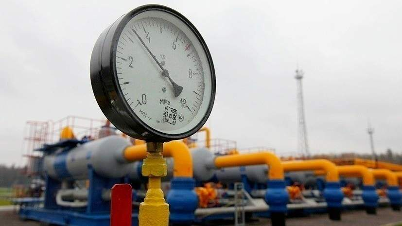 В Еврокомиссии обозначили дату переговоров по газу
