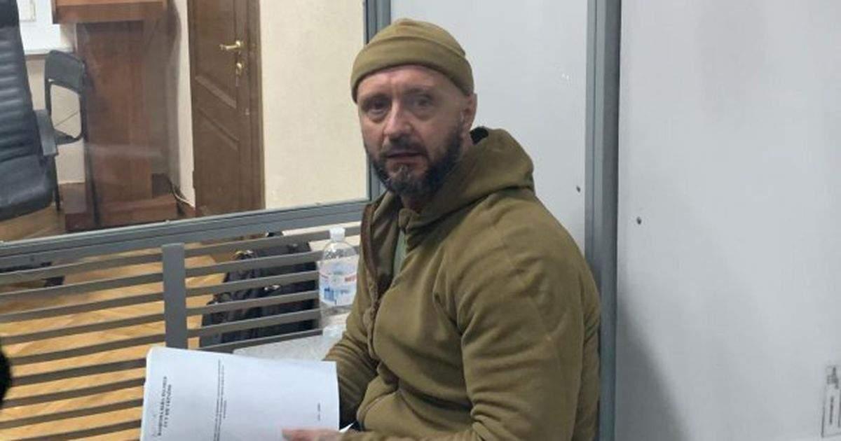 Подозреваемый Андрей Антоненко отказался от сотрудничества со следствием по убийству Шеремета