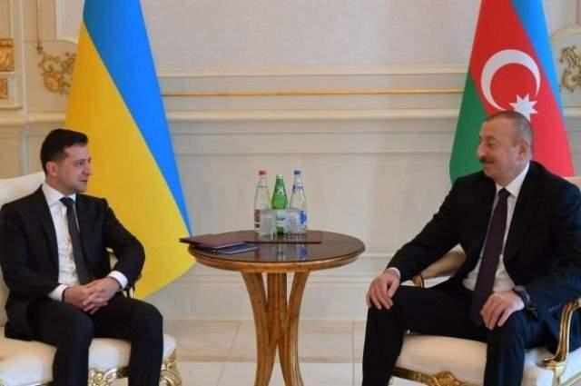 Азербайджан и Украина договорились расширить сотрудничество
