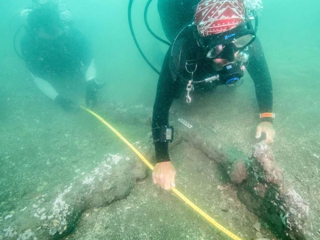 У берегов Мексики найден якорь с кораблей Кортеса (ФОТО)