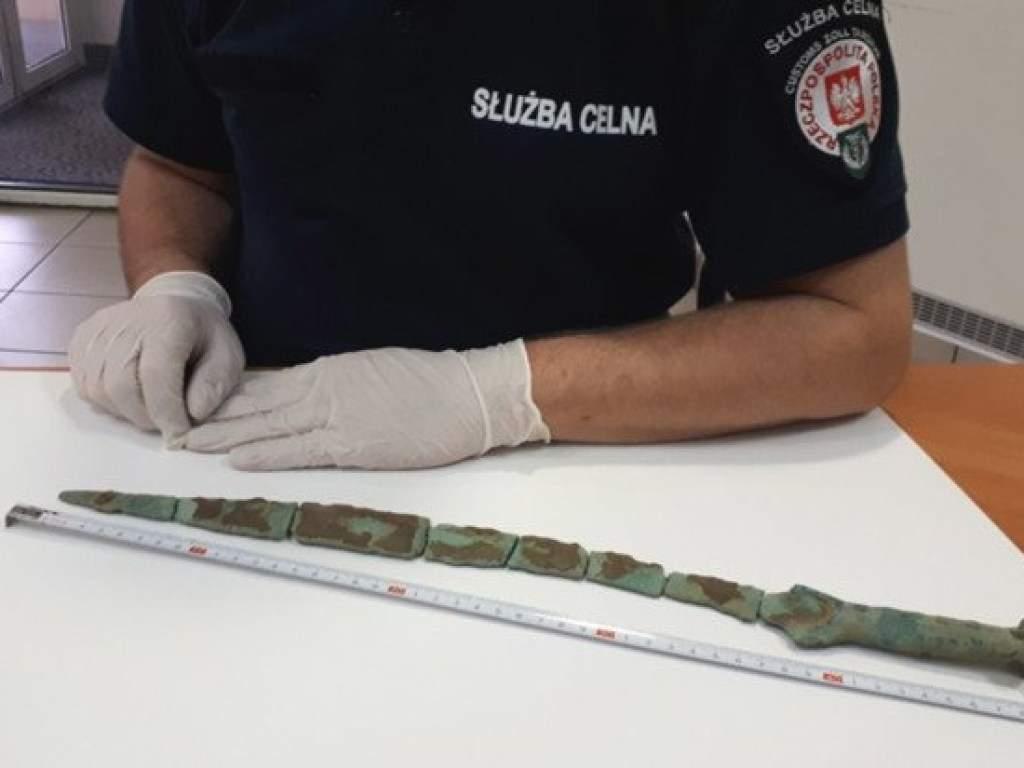 В Польше перехватили уникальный артефакт из Украины (ФОТО)