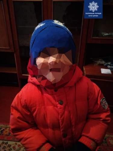 Под Киевом пьяная мать разгуливала с перепуганным 4-летним ребенком (ФОТО)