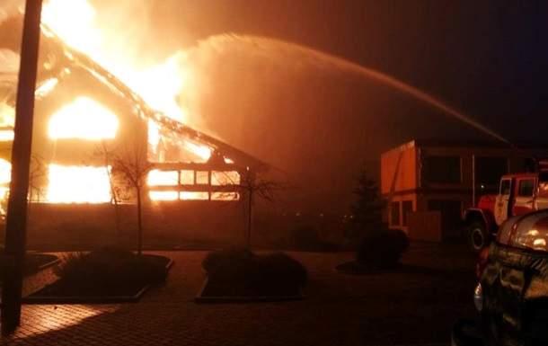 В Чили сгорели порядка 50 домов