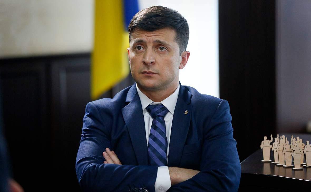 По итогам 2019 года Зеленскому доверяют 62% граждан