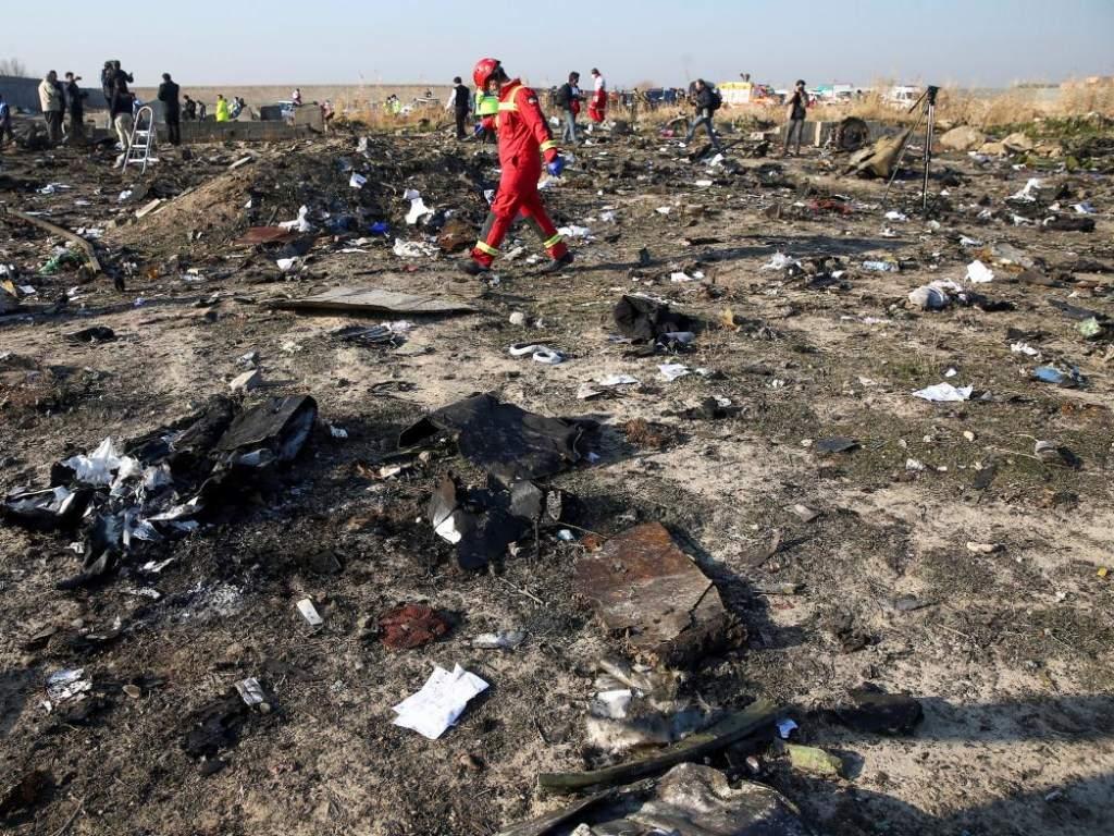 В Иране создали рабочую группу для помощи в решении консульских вопросов жертв крушения лайнера