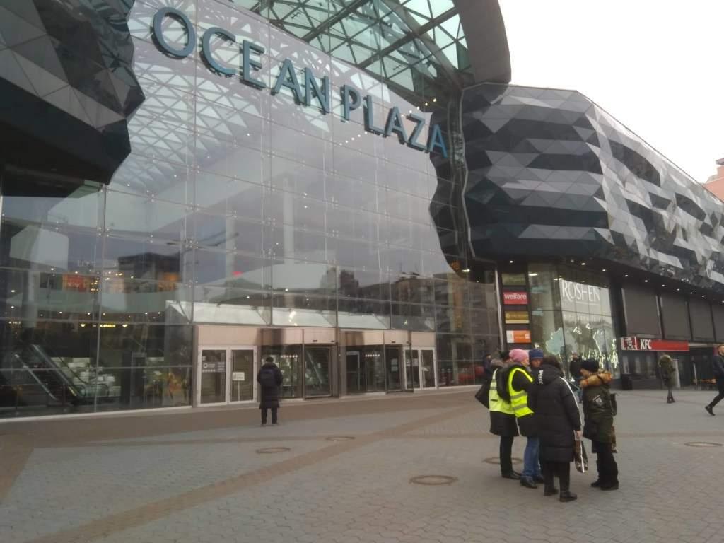 Что сейчас происходит на месте ЧП в Ocean Plaza (ФОТО)