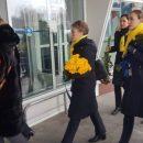 В аэропорту «Борисполь» состоится  церемония прощания с погибшими в результате авиакатастрофы