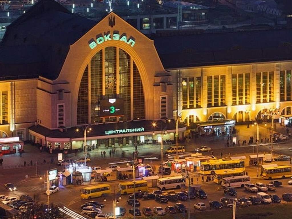 Аноним заявил об очередной бомбе в здании  Южного вокзала