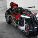 Французская компания представила летающий мотоцикл