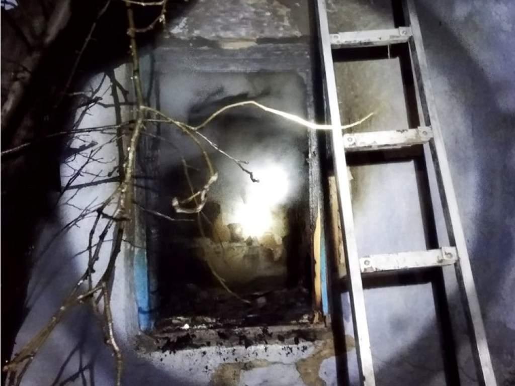 В Николаеве загорелся жилой дом: Умер мужчина (ФОТО)